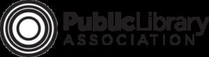 Public Library Association (PLA) logo